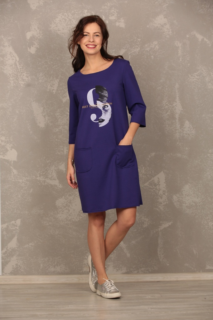 Платье 7177