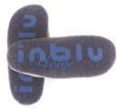 женские тапочки INBLU P2-6X песочные. подошва с нескользящим напылением