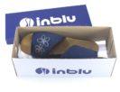 тапочки женские INBLU NP-2X в коробке