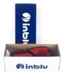 Тапочки женские INBLU NP-6V в коробке