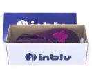 женские тапочки INBLU NC-9B