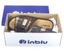 мужские тапочки INBLU VN-1B