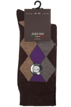 мужские носки ASKOMI 8030