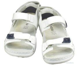 детские сандалии INBLU FR-1T белые