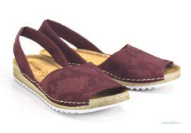 туфли женские INBLU VO-3A красные