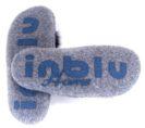 женские тапочки INBLU P2-6X подошва с нескользящим напылением